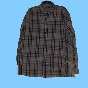 Men's Britches button-down dress shirt XXL